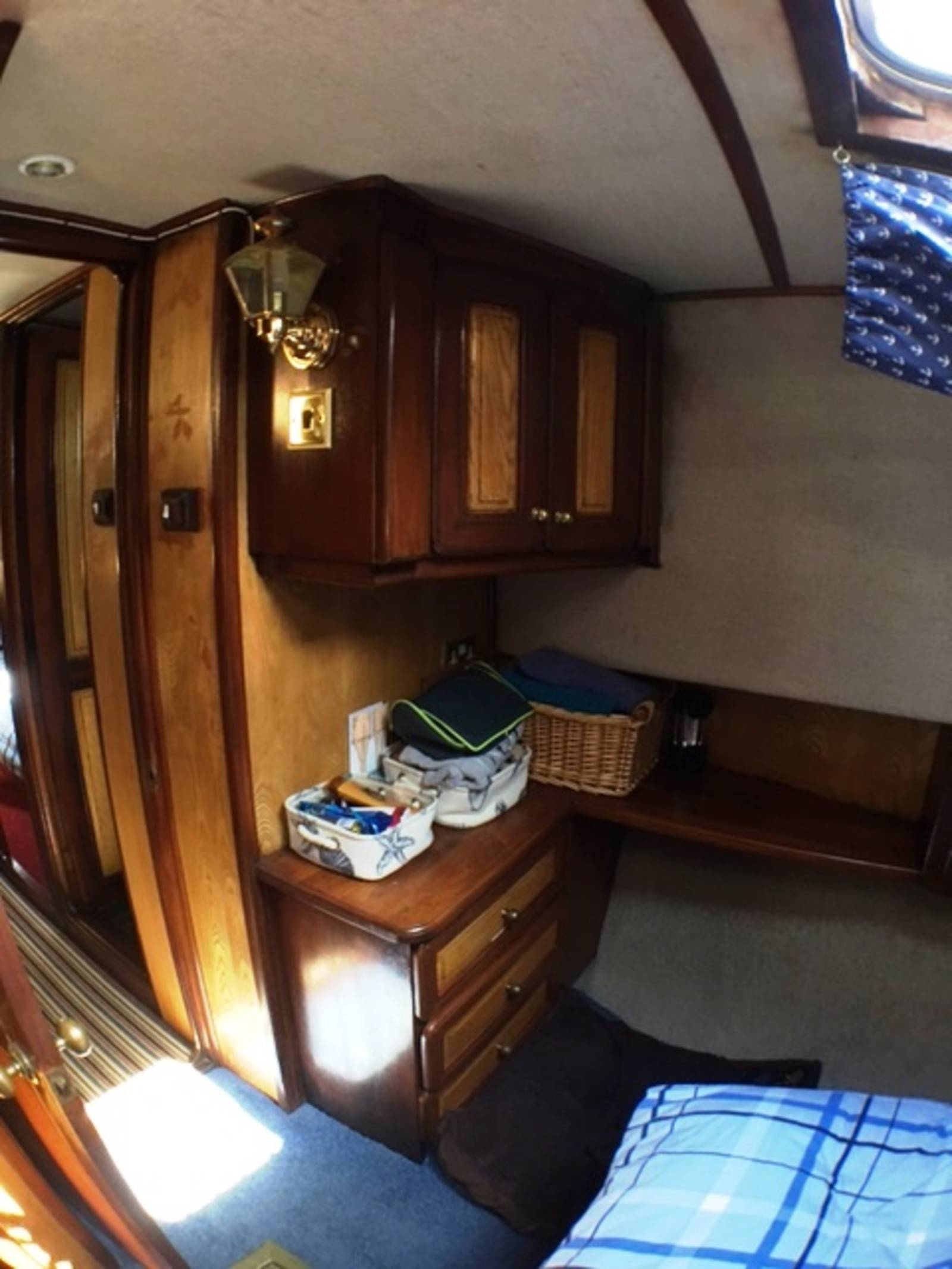 Bruce Roberts Waverunner 52 Network Yacht Brokers Milford Haven