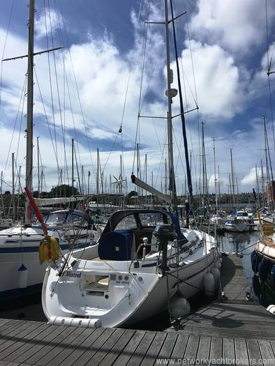 Bavaria 36 - Network Yacht Brokers Milford HavenBavaria 36 Network Yacht Brokers Milford Haven Pembrokeshire 01646 278270 Yachts.co Milford Haven Pembrokeshire 01646 278270