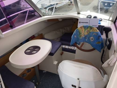 Ocqueteau 615 - Network Yacht Brokers Milford Haven Pembrokeshire 01646 278270