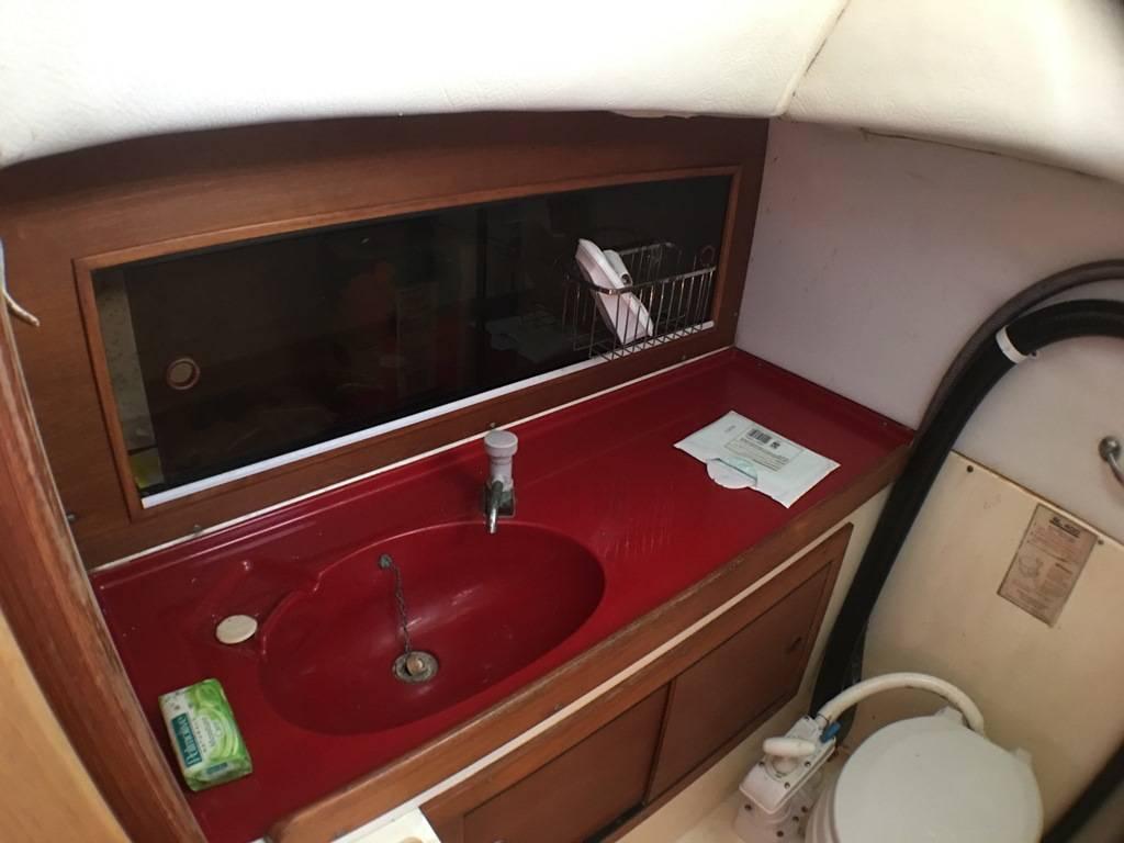 Westerly Merlin Bilge Keel Network Yacht Brokers Milford Haven Pembrokeshire 01646 278270