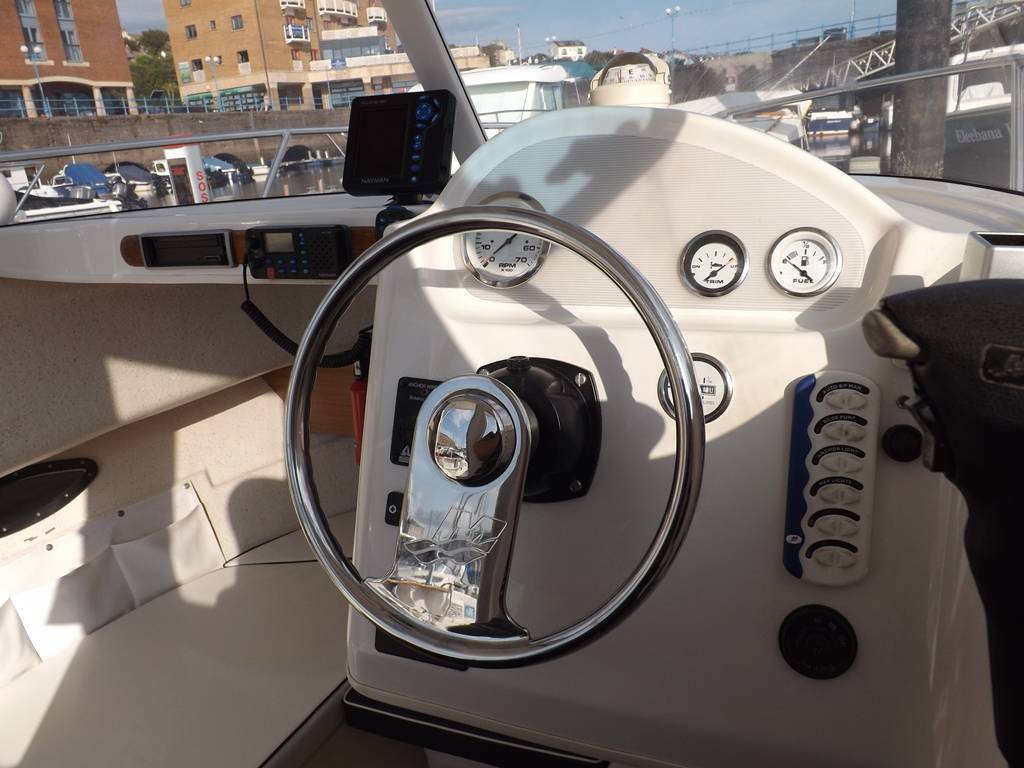 Quicksilver 640 Pilothouse Network Yacht Brokers Milford Haven Pembrokeshire 01646 278270
