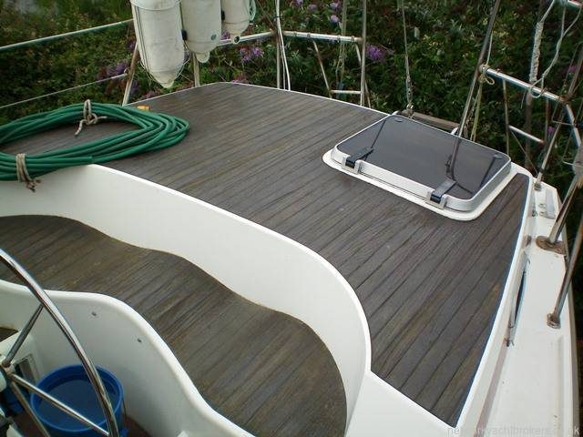 Southerly 115 Network Yacht Brokers Milford Haven