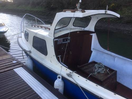 Seafarer 535 - Plymouth Pilot - Network Yacht Brokers Milford Haven Pembrokeshire - 01646 278270