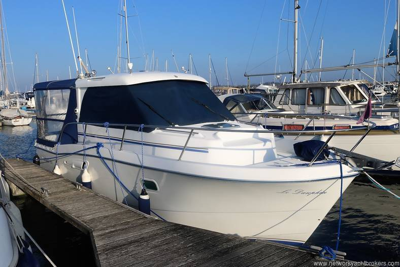 Beneteau Antares 760 2001 Yacht Boat For Sale in Cobbs Quay - £34,950