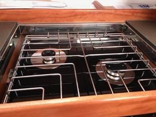 Bavaria Cruiser 37 stove