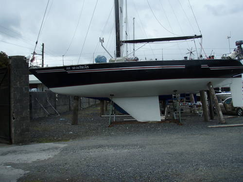 Frers 45 from Leinster Boats