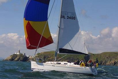 Dufour 34 from Leinster Boats