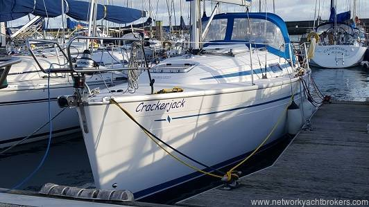 Bavaria 31 from Leinster Boats