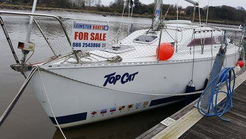 Feeling 286 from Leinster Boats