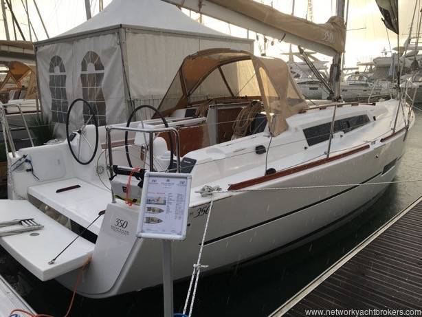 Dufour 350 GL available from Westwater Yacht Sales