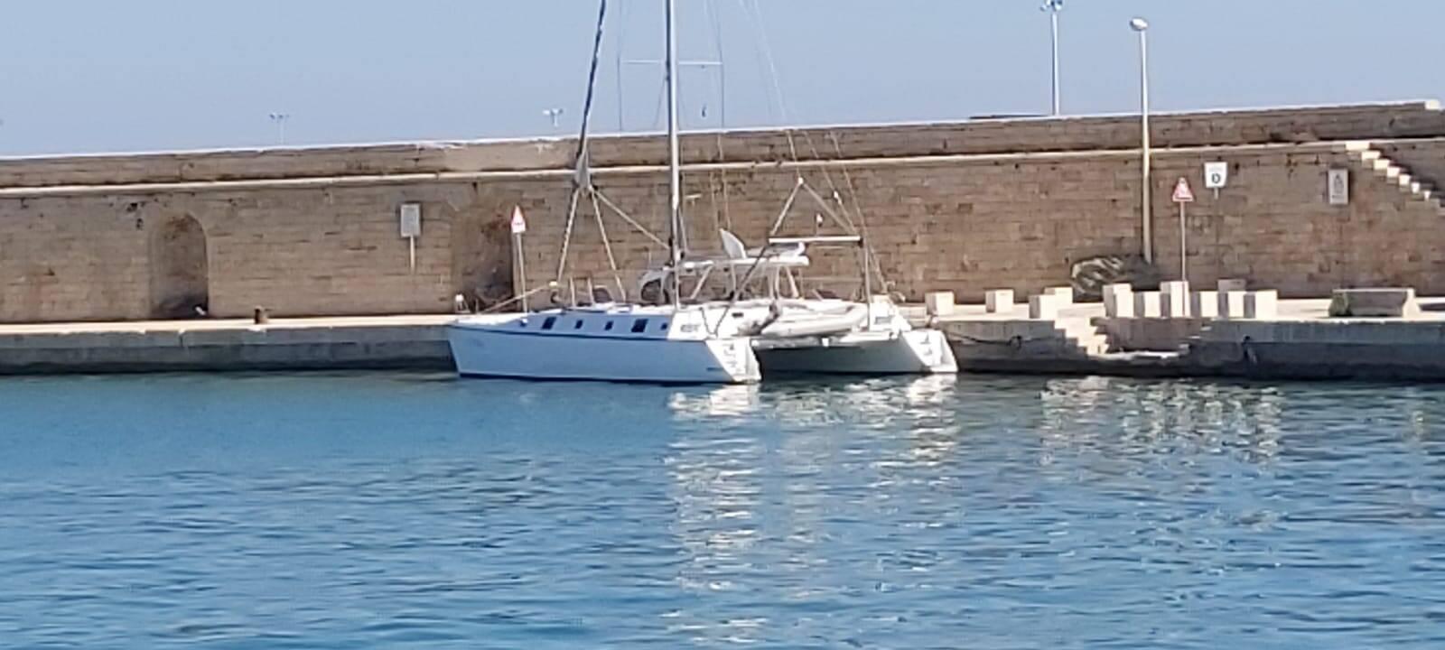 marina Otto Schein Catamaran Yacht For Sale