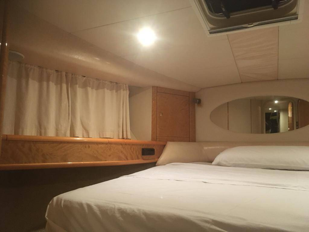 Bedroom Princess Motor Yacht
