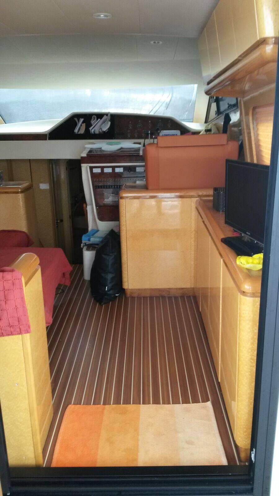saloon Astondoa Motor Yacht For Sale