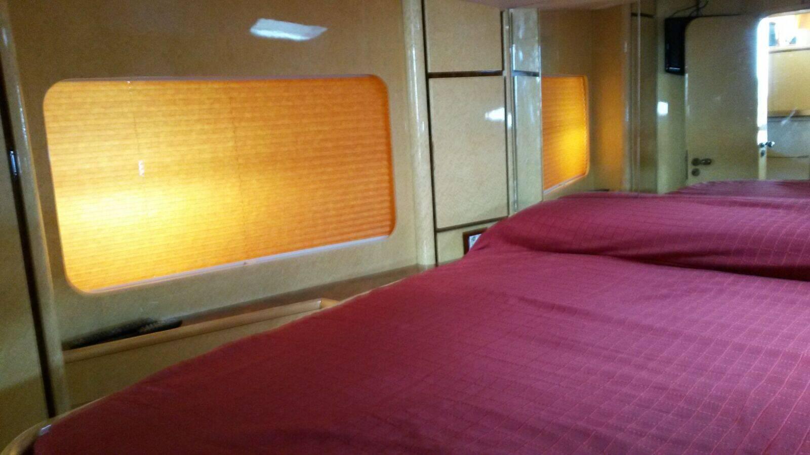 bed 3 Astondoa Motor Yacht For Sale