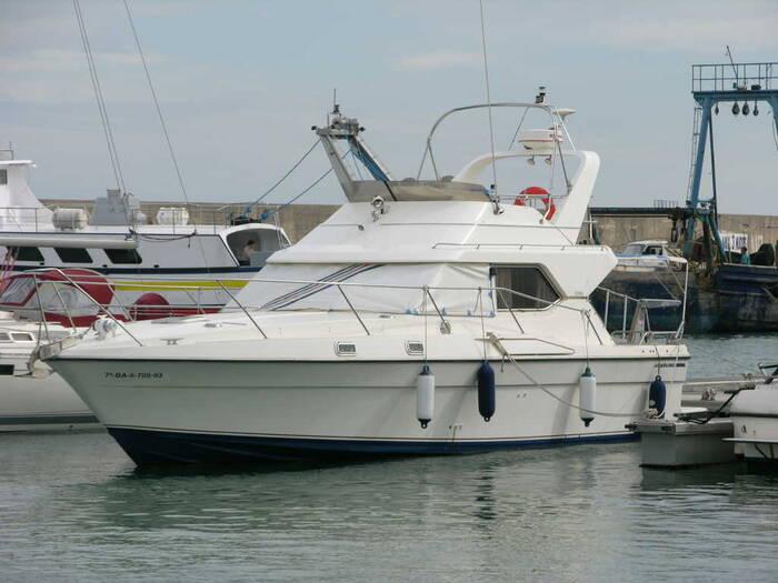 Fairline sedan Boat for sale