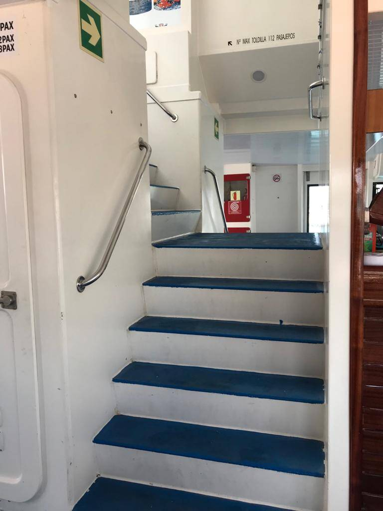Stairway Catamaran Commercial Boat for Sale