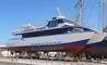 Fast Catamaran Glass Bottom Yacht