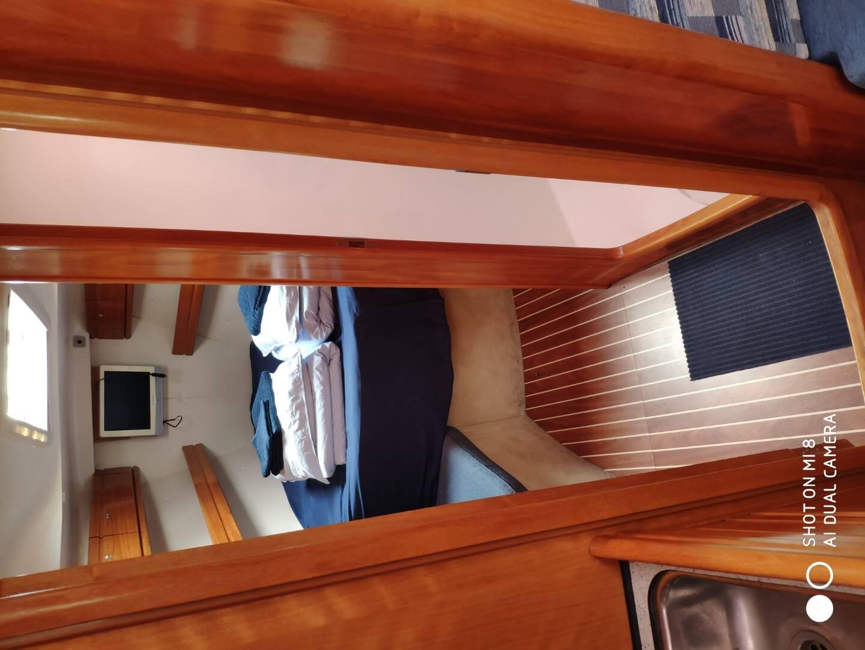 forward Cabin Bavaria 37 Cruiser Yacht for sale