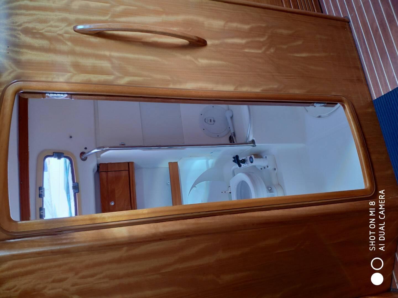 Heads Bavaria 37 Cruiser Yacht for sale