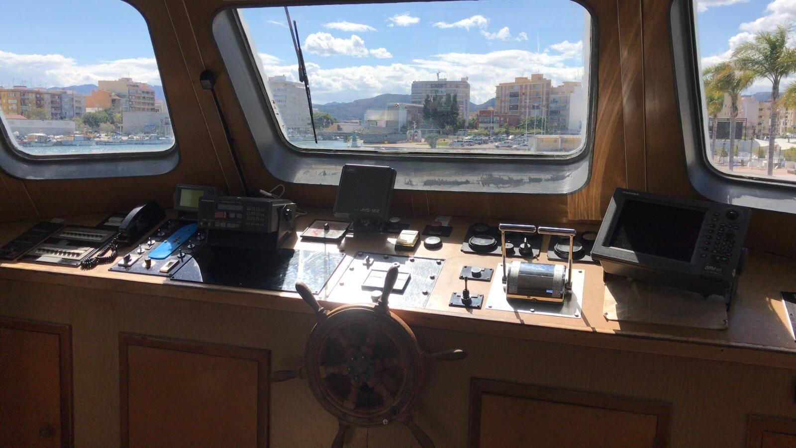 BridgeCruise Ship Sightseeing