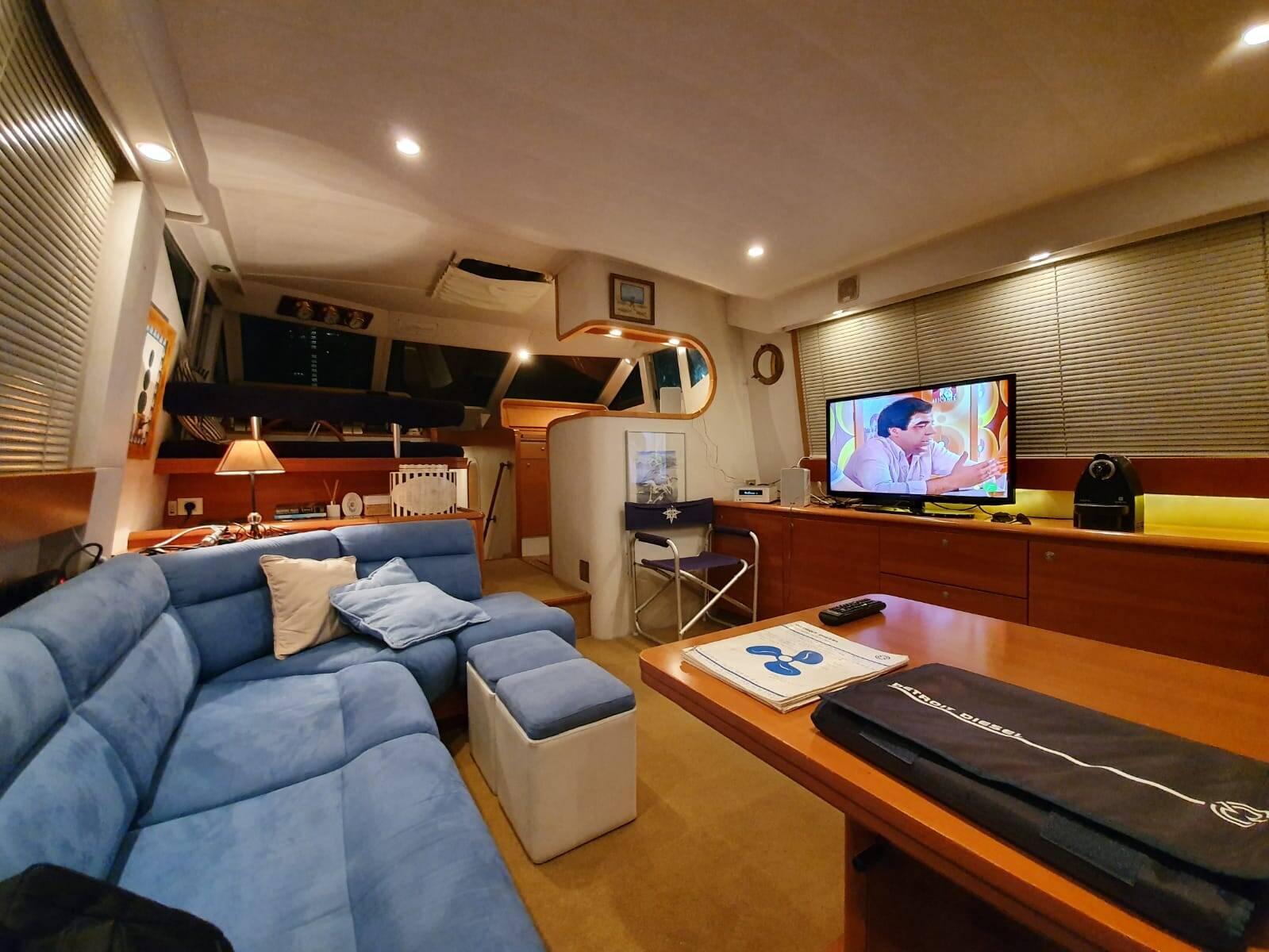 tv Rodman Motor Yacht For Sale Barcelona Spain