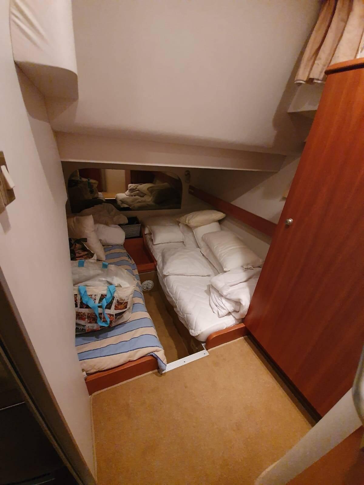 cabin Rodman Motor Yacht For Sale Barcelona Spain