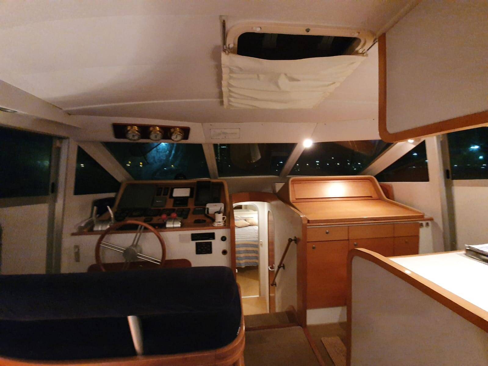 to master Rodman Motor Yacht For Sale Barcelona Spain