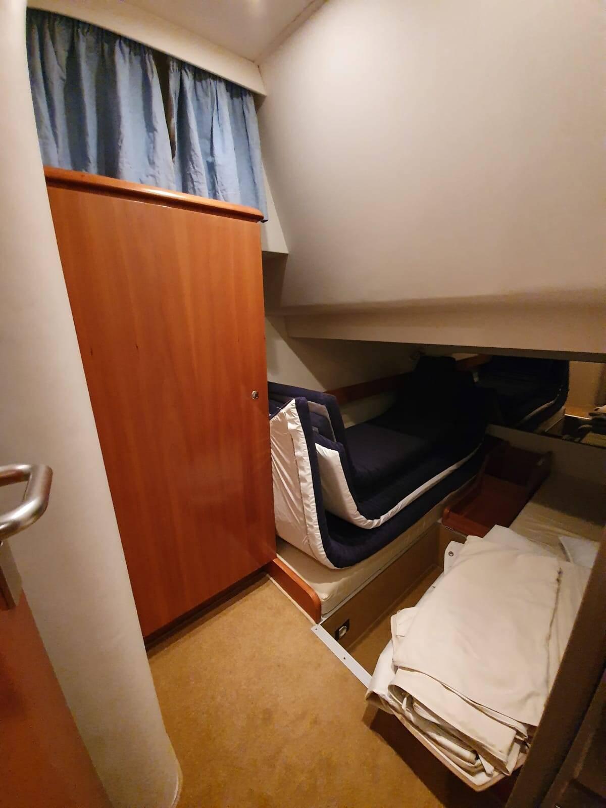 cabin 2 Rodman Motor Yacht For Sale Barcelona Spain