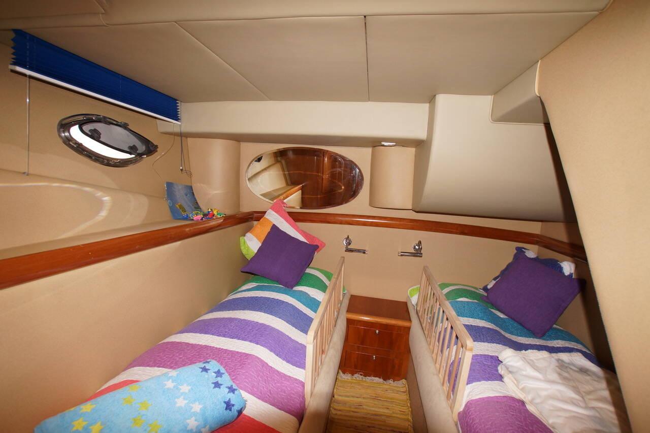 twin cabin Rodman Motor Yacht For Sale Barcelona Spain