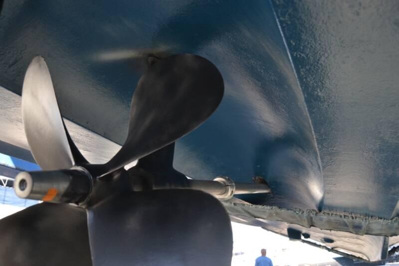 propeller Rodman Motor Yacht For Sale Barcelona Spain