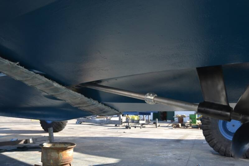shaft Rodman Motor Yacht For Sale Barcelona Spain