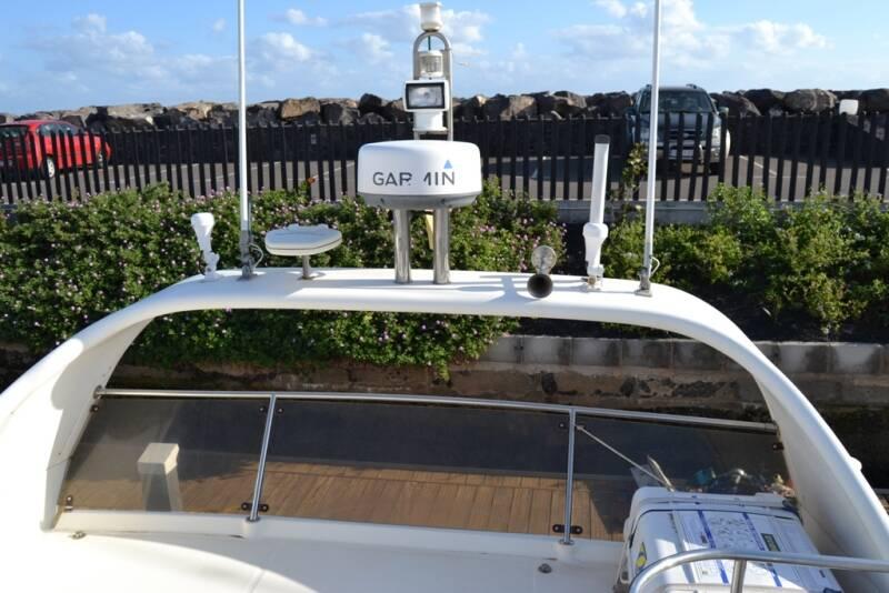arch Rodman Motor Yacht For Sale Barcelona Spain