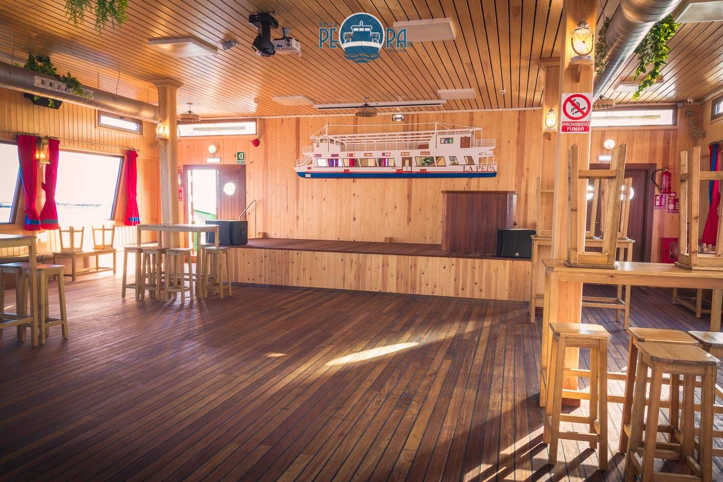 Ballroom 2 Events Ferry Ship For Sale