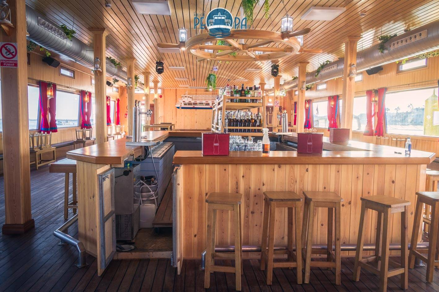 bar 2 Events Ferry Ship For Sale