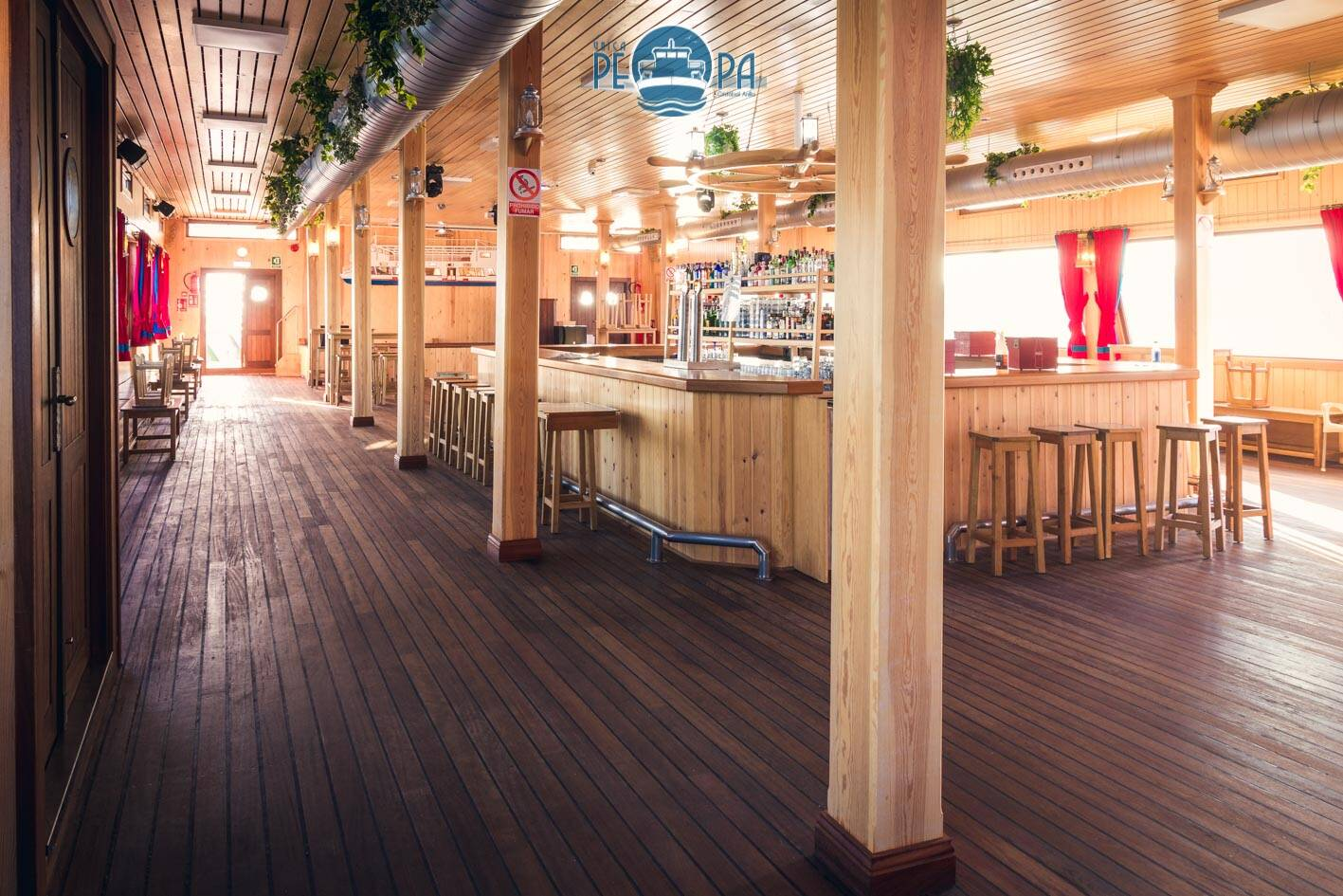 bar 3 Events Ferry Ship For Sale