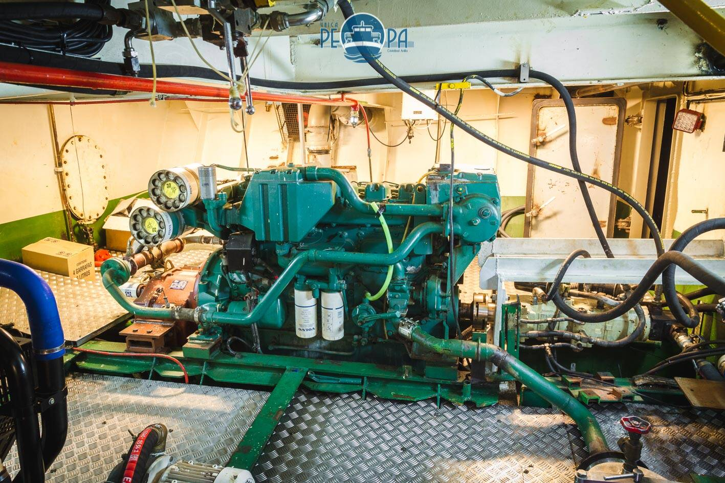 engine Events Ferry Ship For Sale
