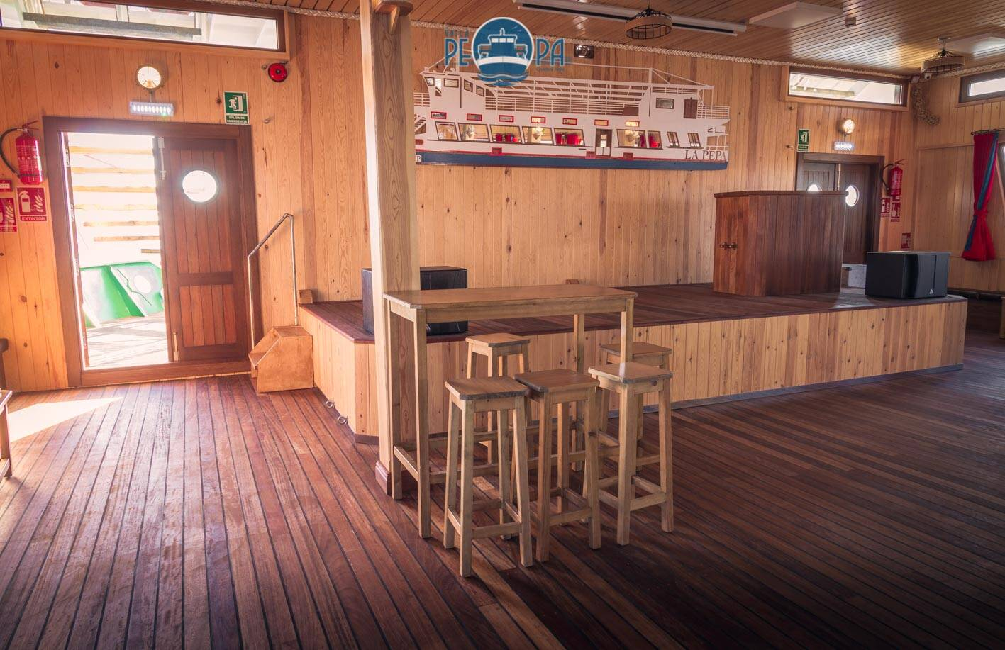 Kitchen Events Ferry Ship For Sale