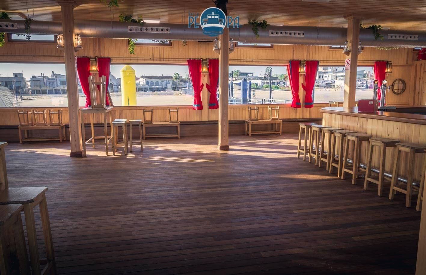 dance floor Events Ferry Ship For Sale