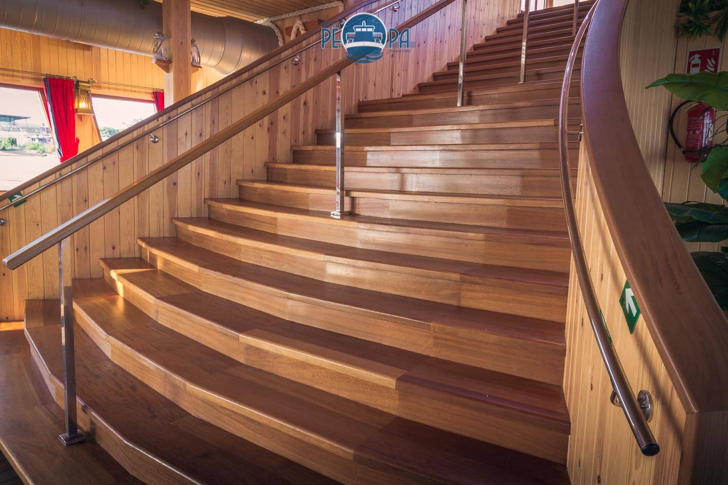 staircase Events Ferry Ship For Sale
