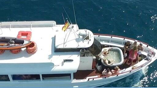 Tourist boat for sale top