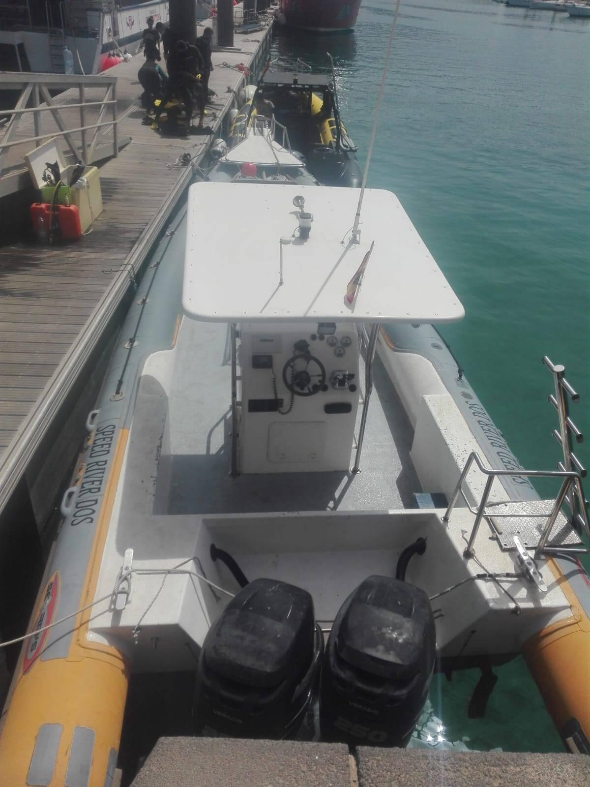 Plan RIB Rigid Inflatable Boat For Sale Model 1050 pro