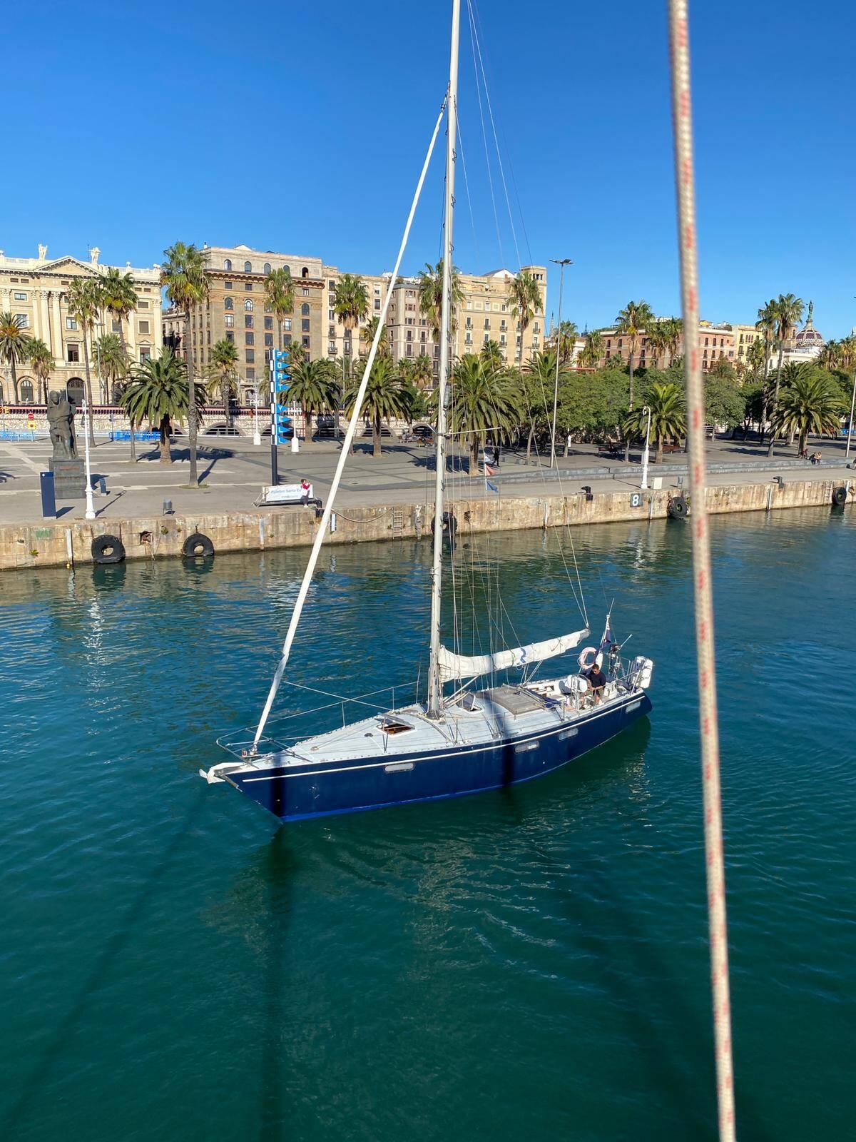 Ansa 42 Sailing Yacht