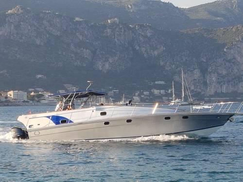 Cigarette & Monte Carlo Chevere 55 MotorBoat