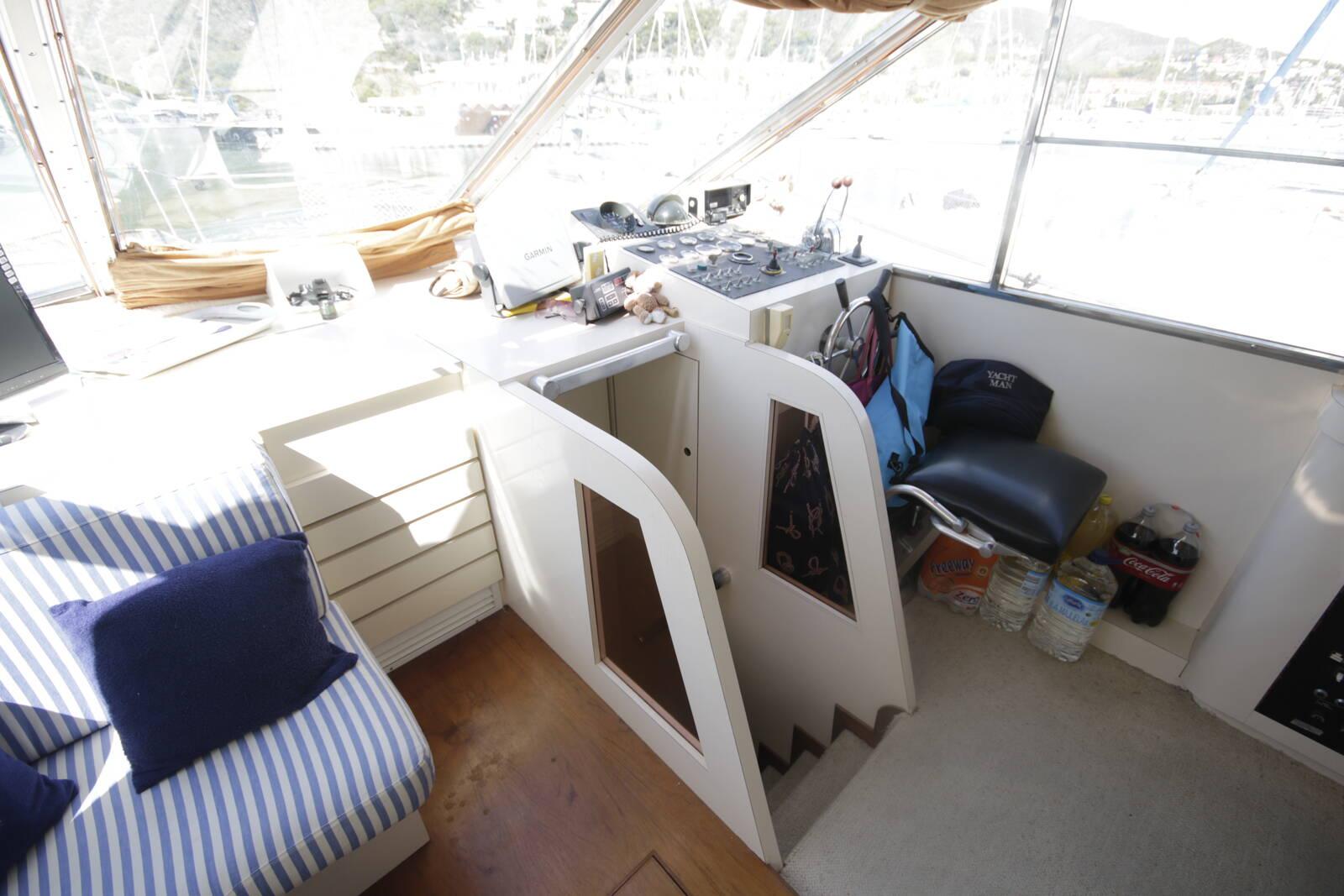 Astondoa 18 M Interior
