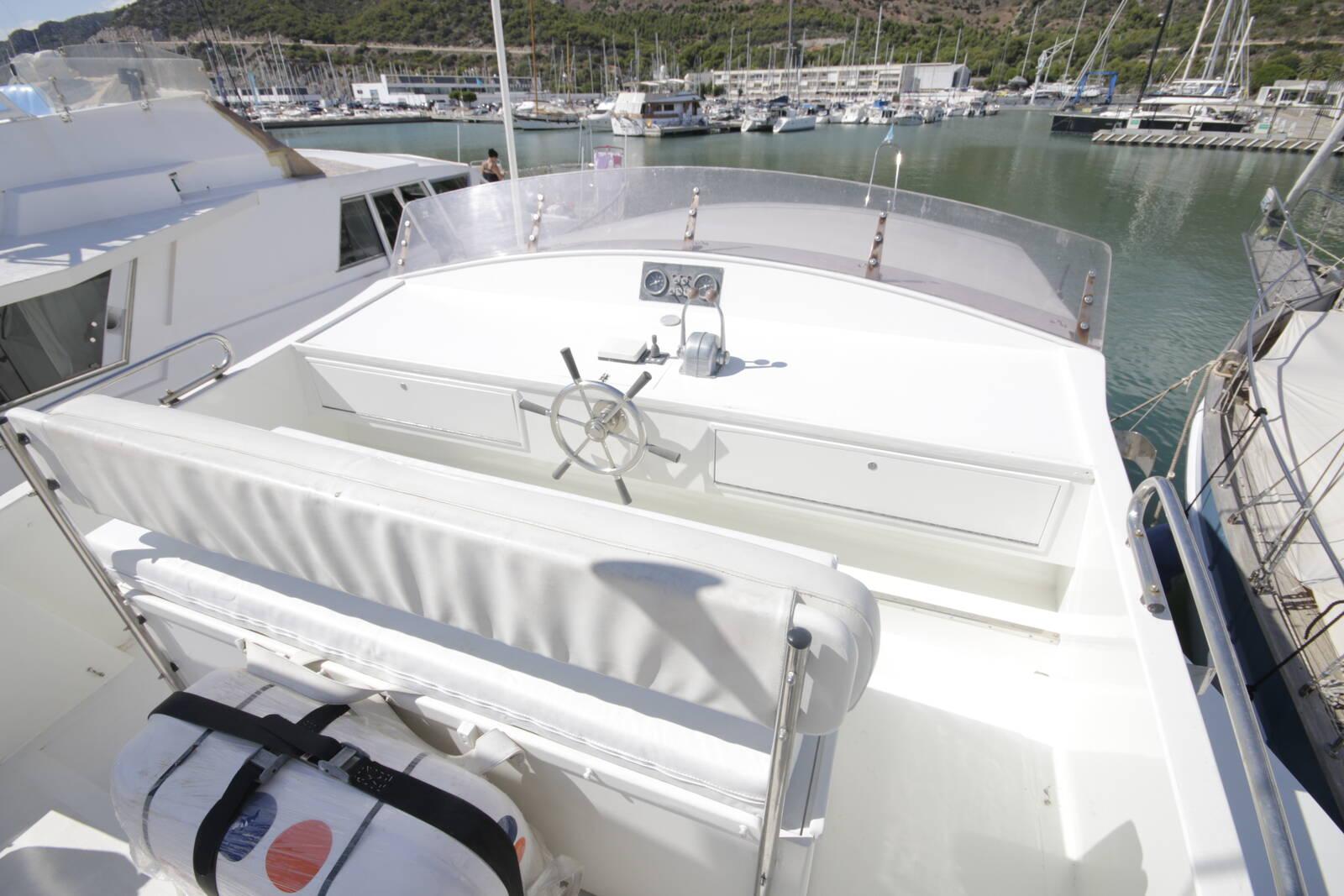 Astondoa 18 M frybridge