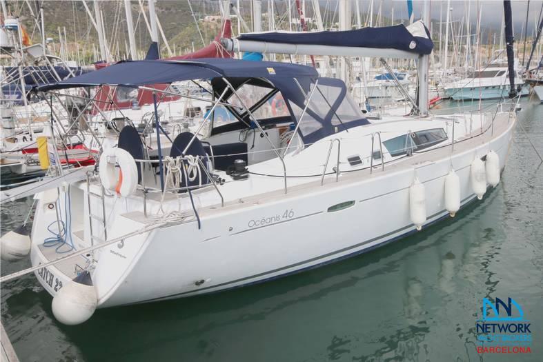 Beneteau_Oceanis_46_Yacht
