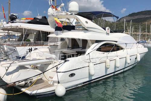 Sunseeker Manhattan 64 2 flybridge