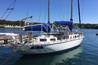38 ft Ketch Yacht