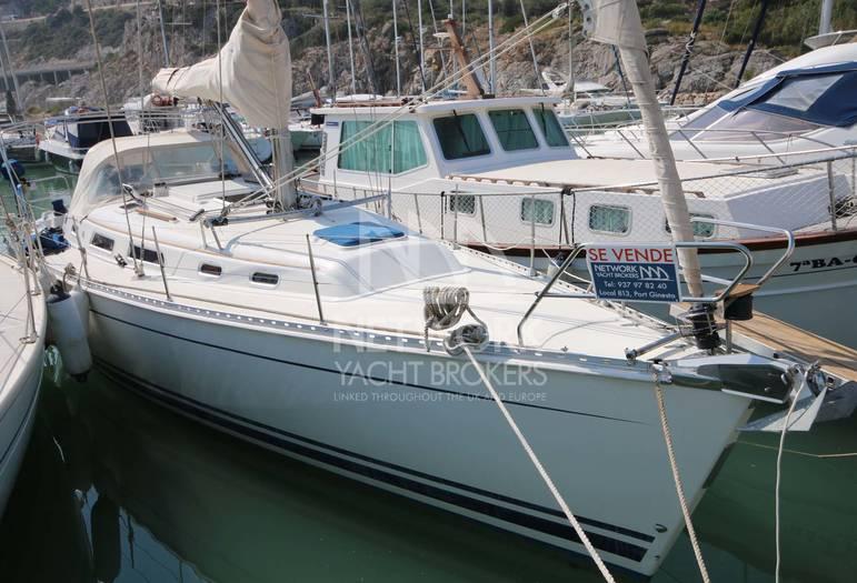Hanse_371_Yacht