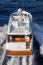 Sundeck Yachts Sundeck 580